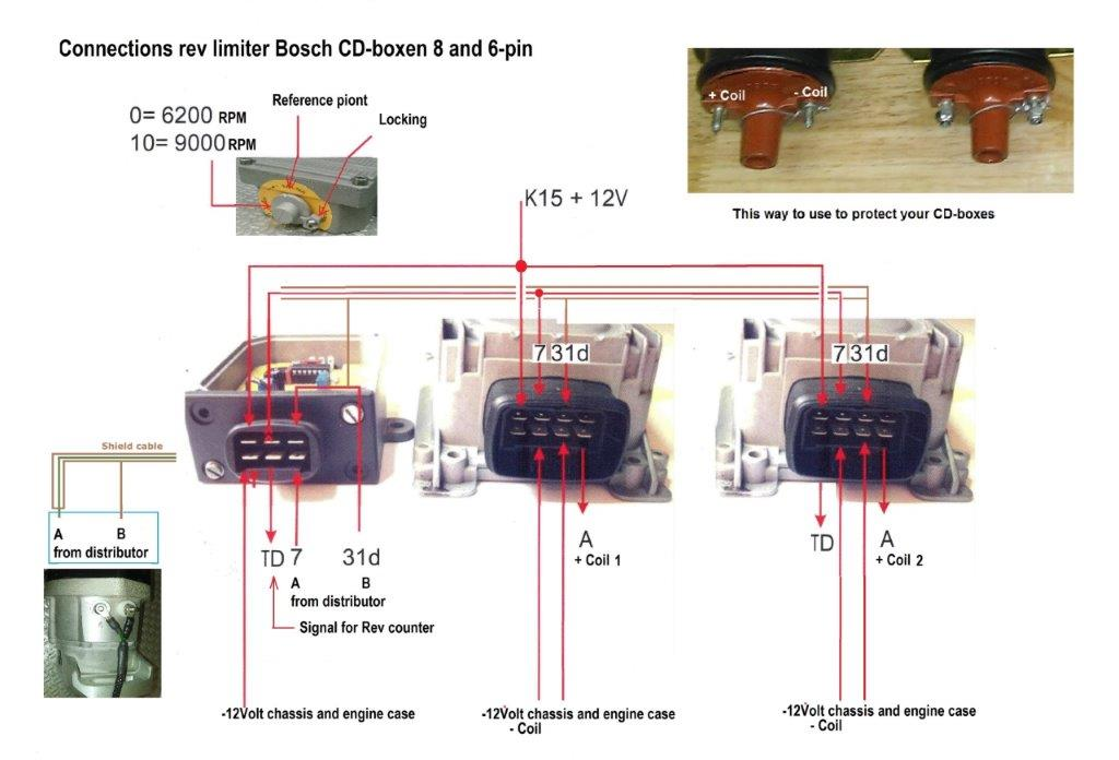 6 Pin To 3 Pin Ignition Manual Guide